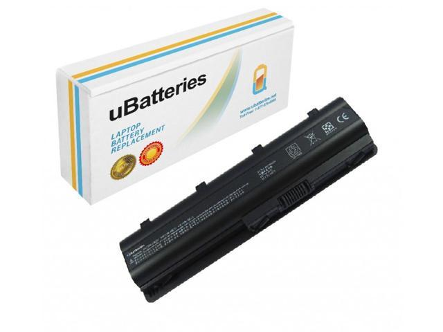 UBatteries Laptop Battery HP Pavilion dv6-6042ef  - 10.8V, 5200mAh, Samsung 2.6A Cells - UBMax Series