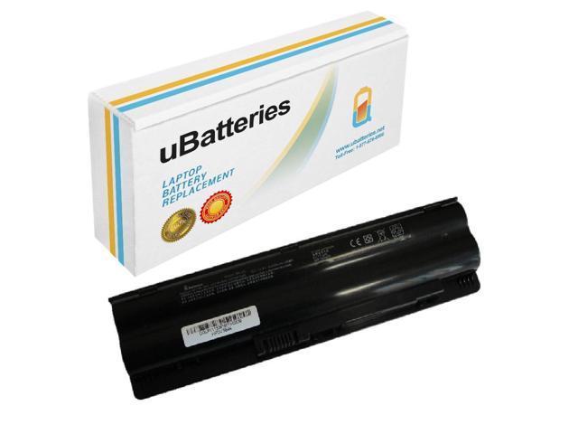 UBatteries Laptop Battery HP Pavilion dv3t-2000 - 6 Cell, 4400mAh
