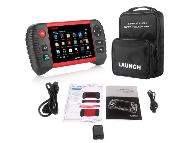 LAUNCH CRP TOUCH PRO Bluetooth Android Diagnostic Scan Tool SAS TPMS DPF EPB Oil Light Update Wifi with 5.0'' touch screen
