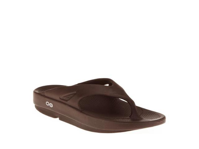 OOFOS OOriginal Thong Sandal - Unisex Mocha