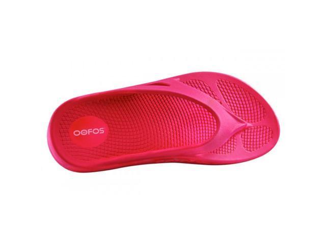 OOFOS OOriginal Thong Sandal - Unisex Black