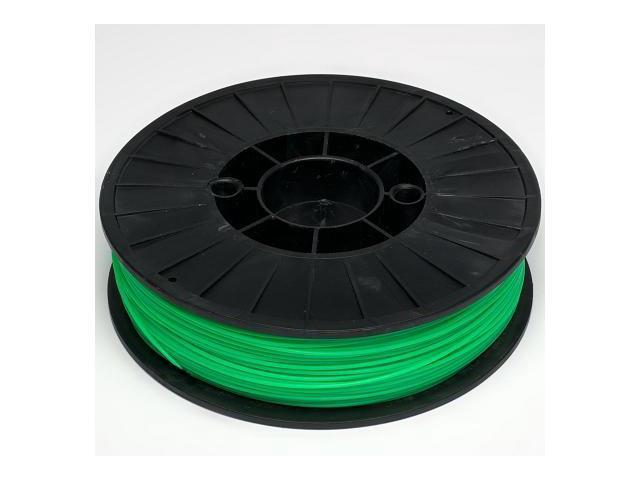 AFINIA Premium Green ABS Filament for 3D Printers