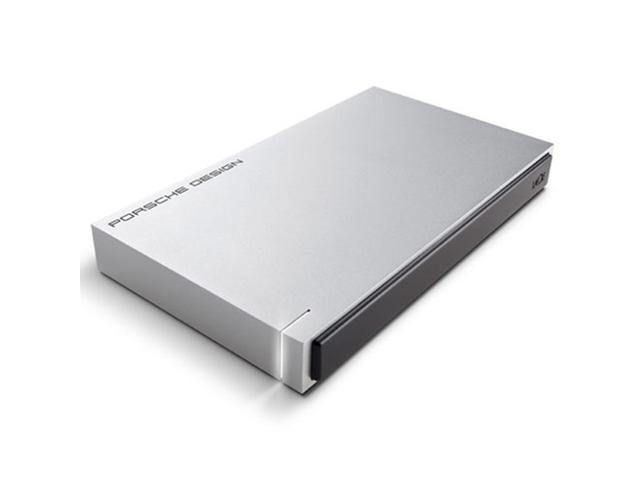 LACIE 2TB USB 3.0 Porsche Design Mobile Drive for Mac Model LAC9000461