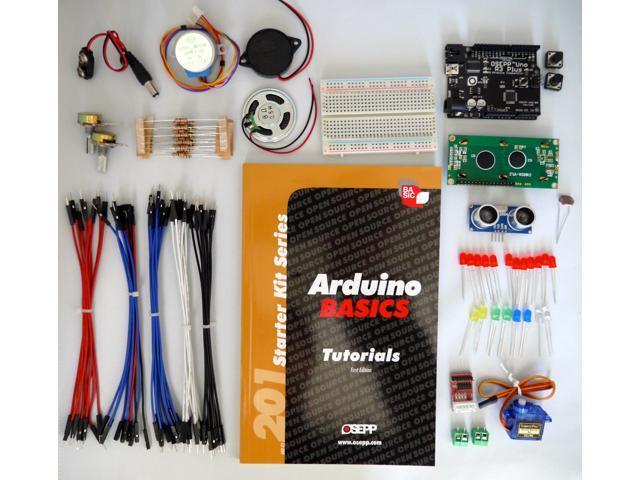 Buy the OSEPP 201 Arduino Basic Starter Kit - ARD-02