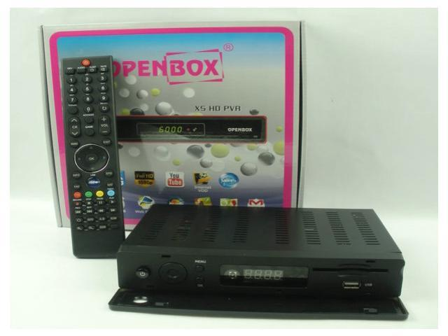 Satellite receiver Yonghua X5 Full HD 1080p Wireless Support Network & 3G Modem