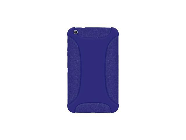 AMZER SILICONE SOFT JELLY SKIN FIT CASE COVER FOR SAMSUNG GALAXY TAB 3 8.0 SM-T310/ SM-T3100/ SM-T315 - BLUE