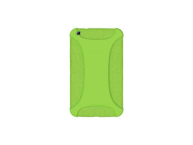 AMZER SILICONE SOFT JELLY SKIN FIT CASE COVER FOR SAMSUNG GALAXY TAB 3 8.0 SM-T310/ SM-T3100/ SM-T315 - GREEN
