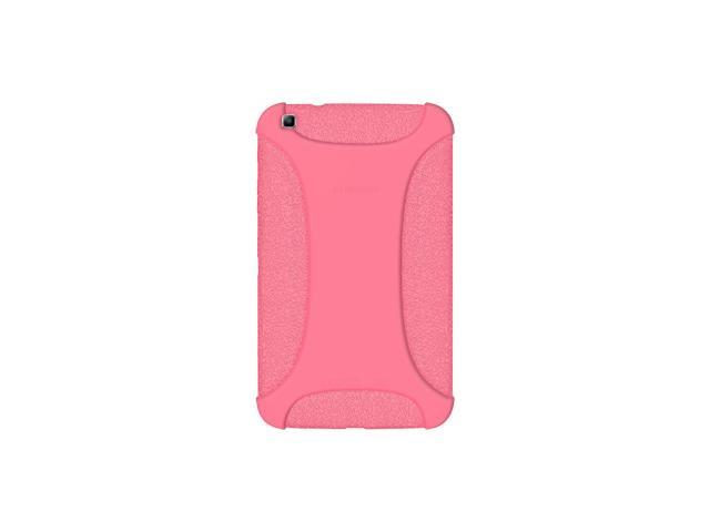 Amzer Silicone Jelly Soft Skin Fit Case Cover - Samsung Galaxy Tab 3 8.0 SM-T310/ SM-T3100/ SM-T315 - Baby Pink