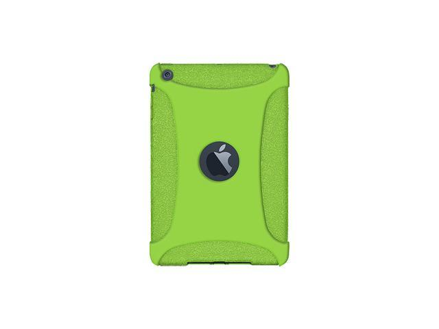 Amzer Silicone Skin Fit Jelly Case Cover For for Apple iPad mini - Green