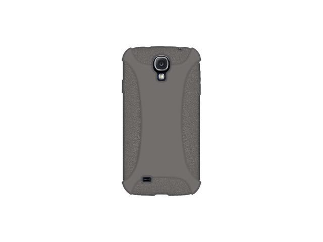AMZER Gray Silicone Skin Jelly Case For Samsung GALAXY S4 AMZ95550