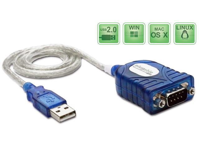Plugable USB to RS-232 DB9 Serial Adapter (Prolific PL2303HX Chipset)