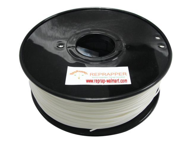RepRapper ABS 1.75mm 3D Printer Filament  Compatible with Makerbot/ Afinia/ UP/ Solidoodle/ NewStarWay Color Natural