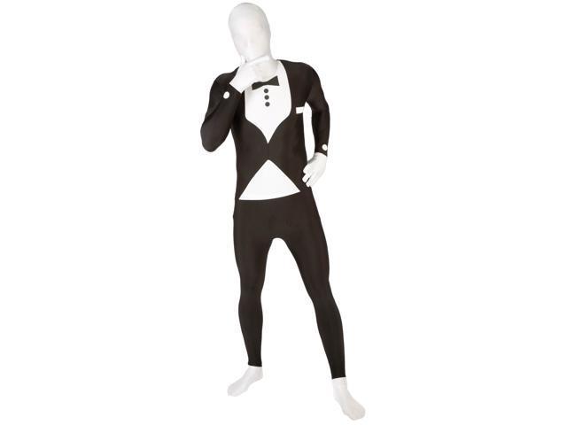 Morph Costume Tuxedo Adult Morphsuit