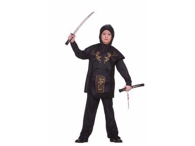 Dragon Ninja Child Costume Medium