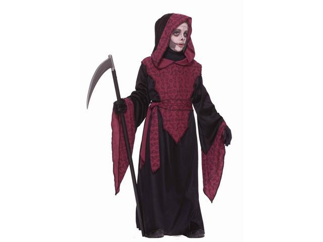 Horror Robe Child Costume Large