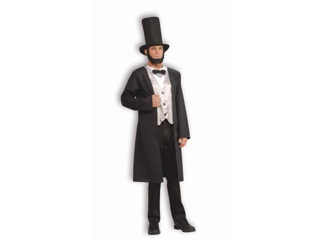 Abraham Lincoln Patriotic Costume Adult Standard