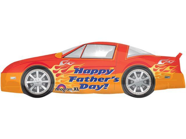 Anagram Happy Father's Day! Race Car Super Shape 41