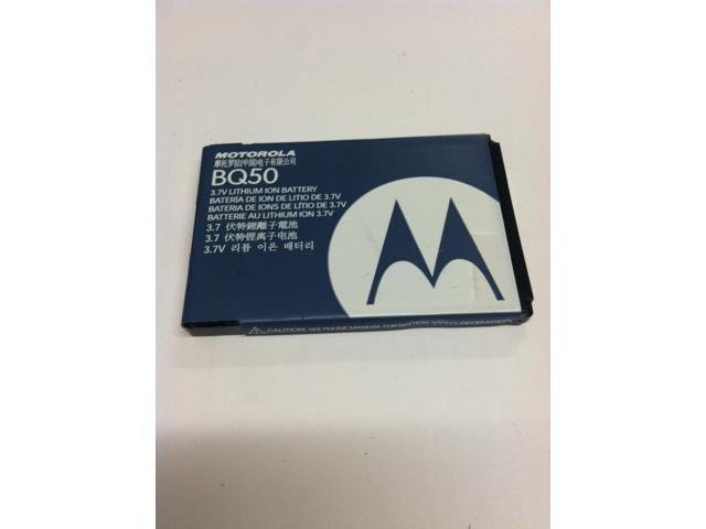 NEW OEM MOTOROLA BQ50 V465 W175 W230a W375 W376 BATTERY
