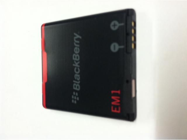 Blackberry OEM Battery EM1 NEW Authentic BAT-34413-003 9350 9360 Curve Rim