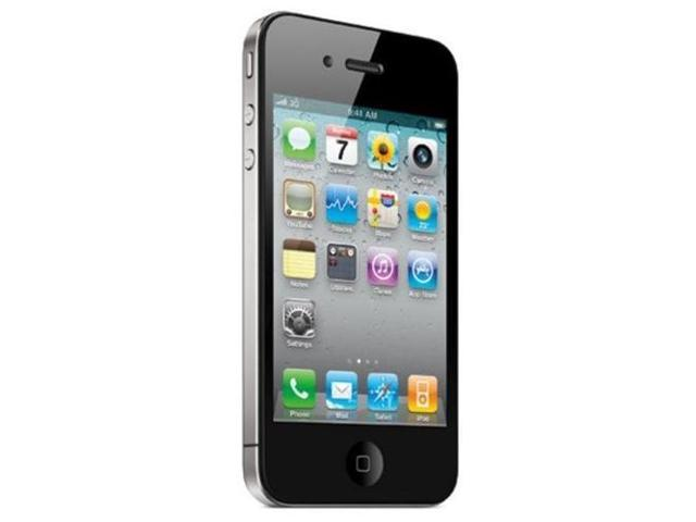 Apple Iphone 4 16GB Black Factory Unlocked - OEM