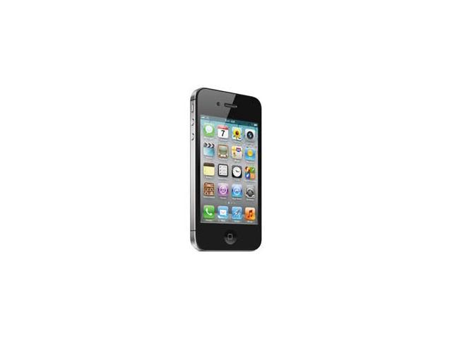 refurbished unlocked apple iphone 4s 16gb black. Black Bedroom Furniture Sets. Home Design Ideas