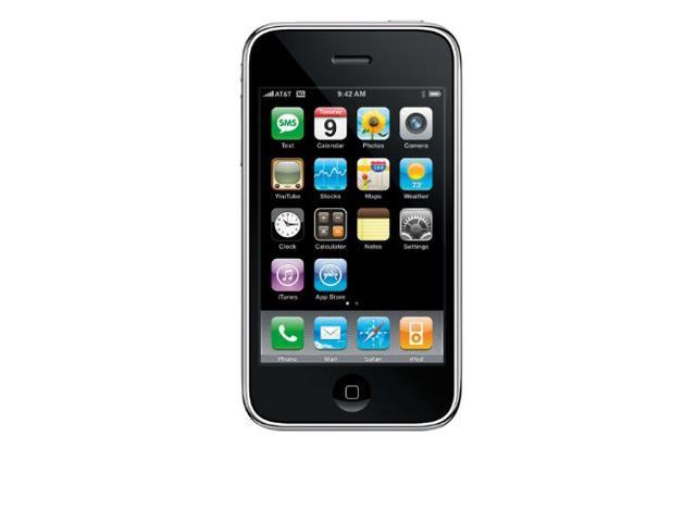 Apple iPhone 3GS 16GB GSM Unlocked Black