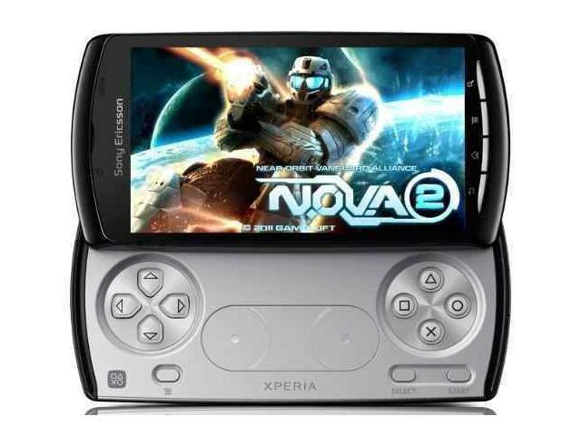 SONY Ericsson Xperia Play R800X Android Gaming Phone Verizon & Page Plus WiFi