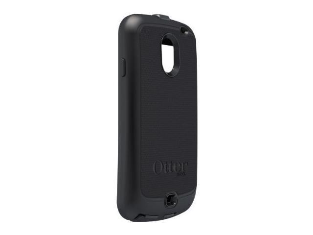 OtterBox Defender Series for Samsung Galaxy Nexus - Bulk Packaging for Savings - Black