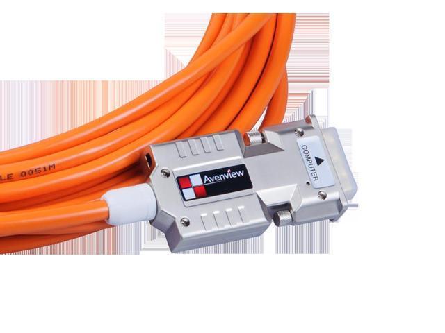 DVI-D Fiber Optical Cable - 30M (100Ft) HDCP Compliant