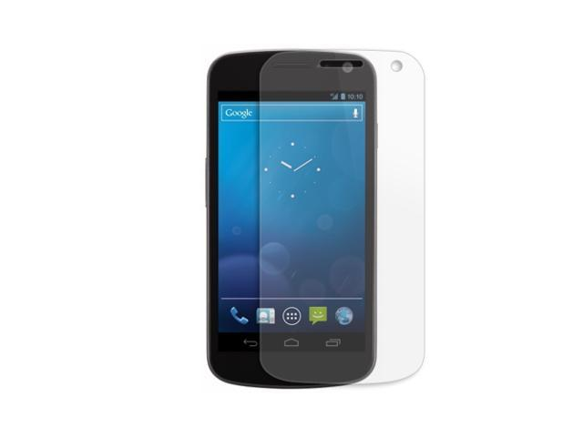 Samsung Galaxy Nexus CDMA i515 Screen Protector - Clear