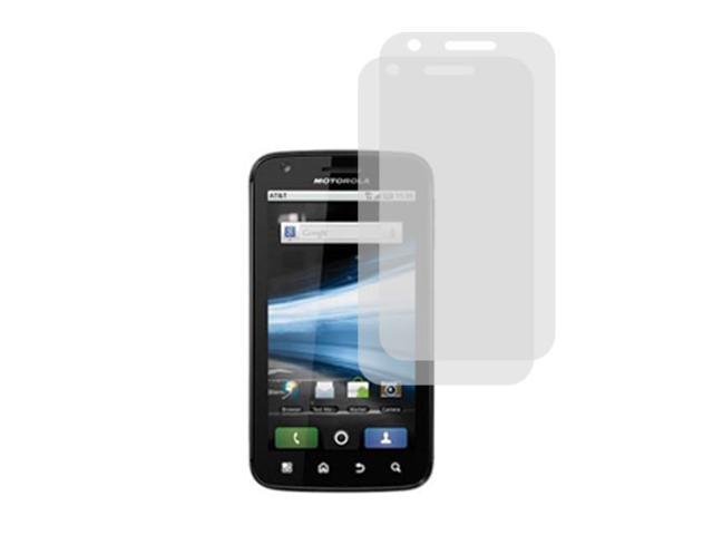 Motorola Olympus Atrix 4G MB860 Screen Protector - Clear, 2 Pack