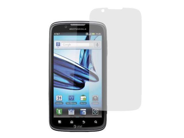 Motorola Atrix 2 MB865 Screen Protector - Anti-Glare