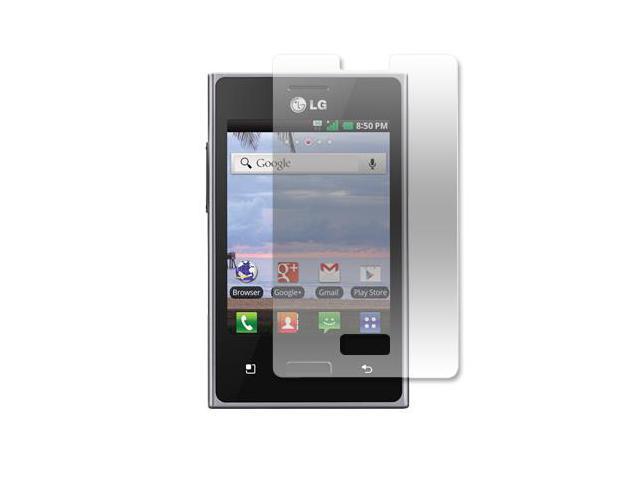 LG Optimus Logic L35g Dynamic L38c Screen Protector - Clear - Newegg ...