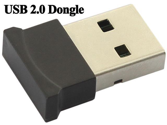 Mini USB 2.0 Dongle Wireless V2.0 Bluetooth Adapter for Networking Dial-up Fax LAN access PC