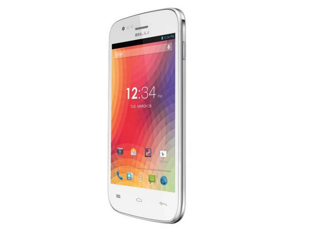 BLU Advance 4.0 A270A 4.2 Android Unlocked Phone GSM 3G US (White)