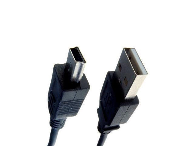 New 3Ft 3FEET USB 2.0 A Male to Mini B 5 pin Male Printer Digital Camera Cable