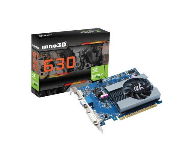 NVIDIA Geforce GT 630 2GB PCI Express x16 128 bit Video Graphics Card HMDI DVI