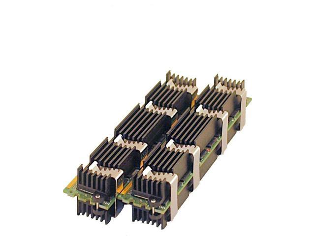 4GB (2X2GB) DDR2 800MHz PC2 6400 MEMORY FOR for APPLE MAC PRO GEN 3.1 MA970LL/A