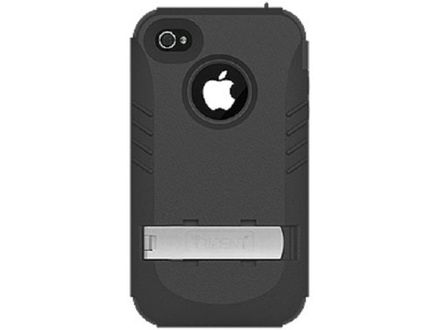 Trident AMS-IPH4S-BK Kraken AMS Protective Case Cover for iPhone 4/4S (Black)
