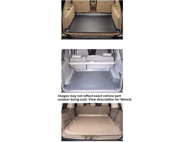 cargo liner dodge journey 2009 2015 black fits behind 2nd row seats with 3rd seat folded down. Black Bedroom Furniture Sets. Home Design Ideas