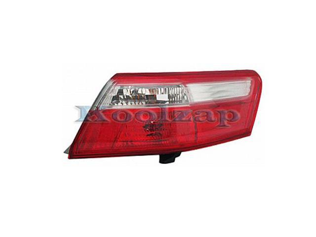 how to change toyota camry 2008 rear light