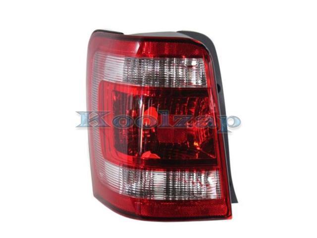 2012 ford escape euro tail lights. Black Bedroom Furniture Sets. Home Design Ideas