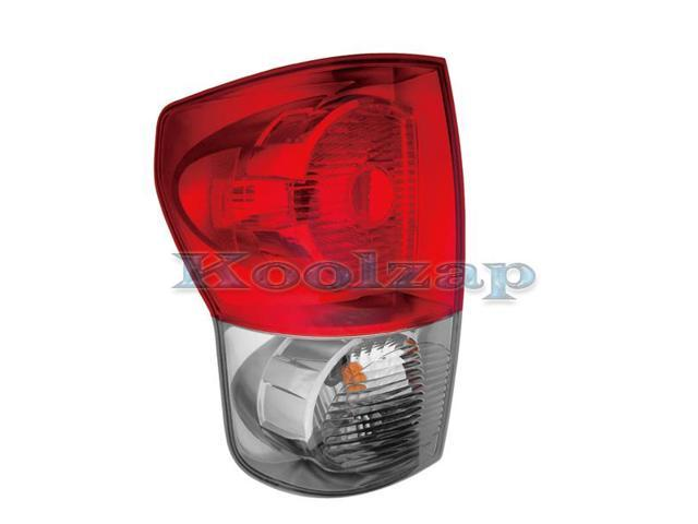 2007 2008 2009 toyota tundra truck taillight taillamp rear. Black Bedroom Furniture Sets. Home Design Ideas