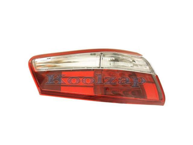 2007 2008 2009 toyota camry hybrid only taillight taillamp rear brake tail light lamp quarter. Black Bedroom Furniture Sets. Home Design Ideas