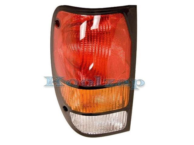 mazda truck tail light wiring 1994-2000 mazda b-series b4000 b3000 b2500 b2300 pickup ...