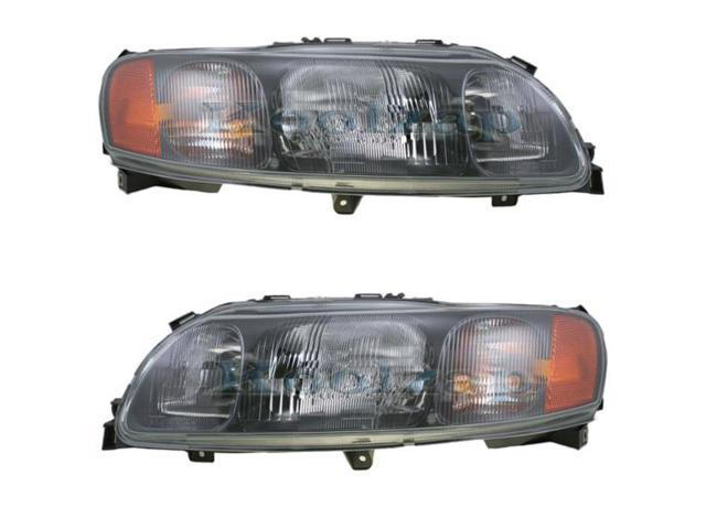 how to change a 2002 volvo s60 headlight