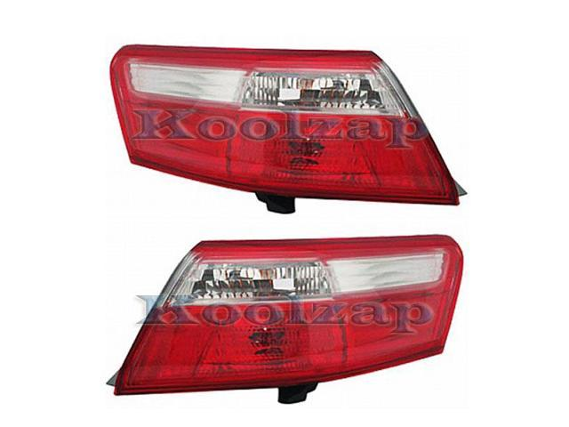2007 2008 2009 toyota camry except hybrid models taillamp taillight rear brake tail light lamp. Black Bedroom Furniture Sets. Home Design Ideas