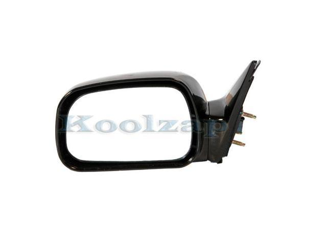 2002 2003 2004 2005 2006 Toyota Camry Power Without Heat Smooth Black pain to match Non-Heated Rear View Mirror Left Driver Side (02 03 04 05 06)