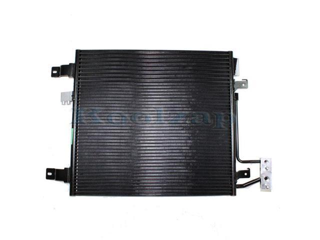 2007-2011 Jeep Wrangler Air Condition A/C Cooling (Parallel Flow) Condenser Assembly (2007 2008 2009 2010 2011 07 08 09 10 11)