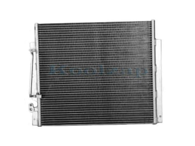 2004-2012 Chevy/Chevrolet Colorado, GMC Canyon 2.9L 3.7L & 2006 Isuzu i-280, i-350 Air Condition A/C Cooling Parallel Flow Condenser Assembly (04 05 2005 06 07 2007 08 2008 09 2009 10 2010 11 2011 12)